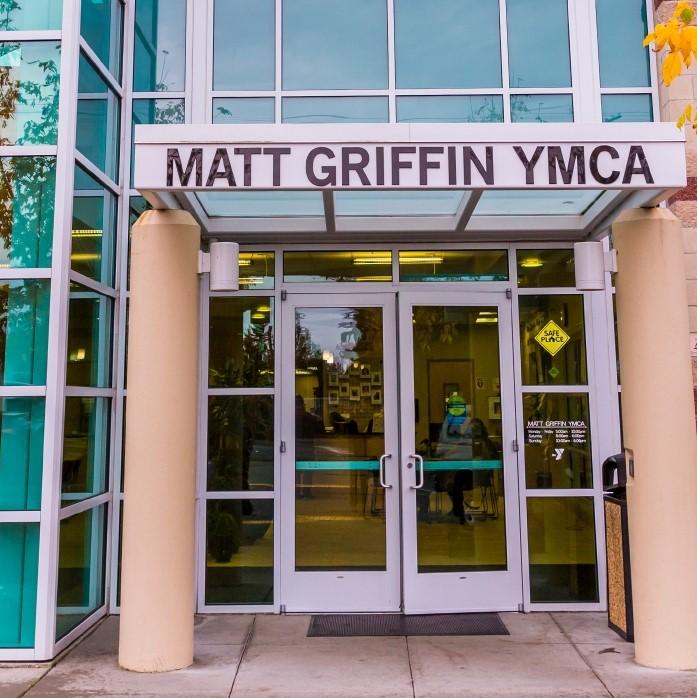 Matt Griffin YMCA