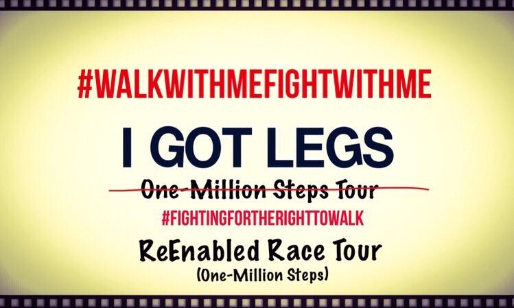I GOT LEGS