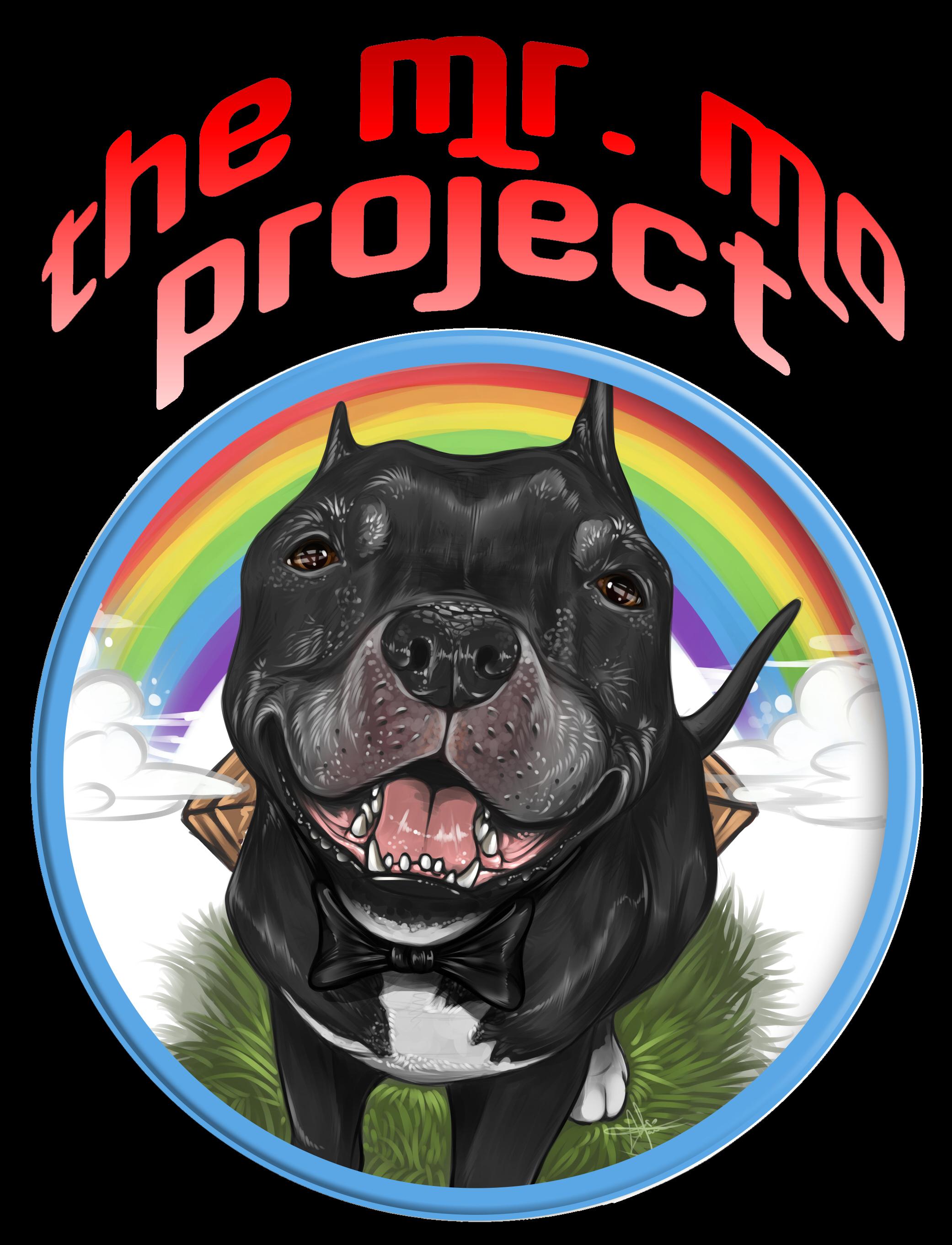 Mr Mo Project Senior Dog Rescue Inc.